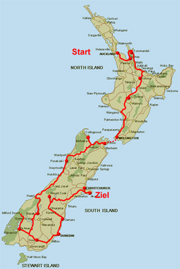 nz route360